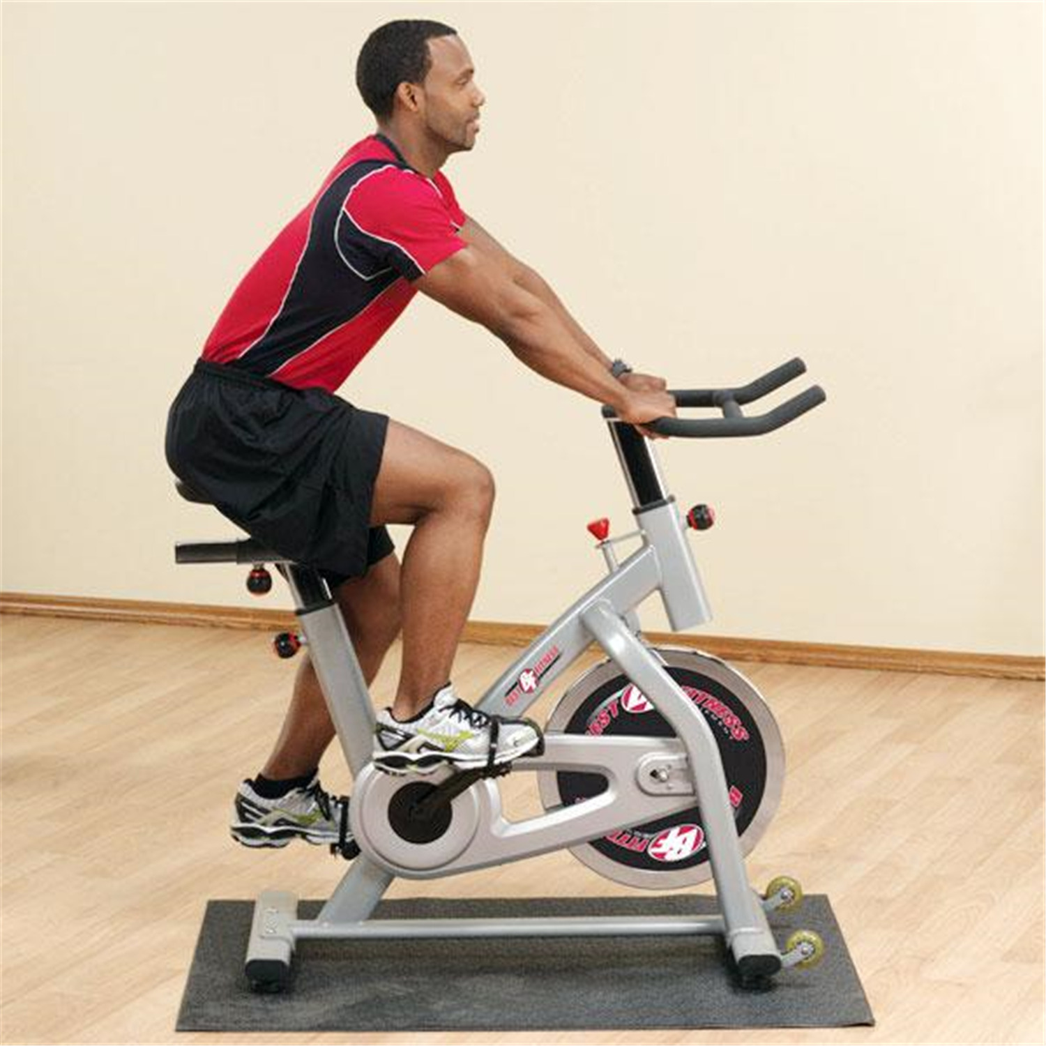 Livestrong Treadmill Lubrication Instructions: Body Solid Best Fitness BFSB5 Indoor Exercise Bike